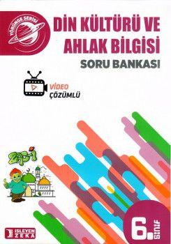 İşleyen Zeka Yayınları 6. Sınıf Yörünge Din Kültürü ve Ahlak Bilgisi Soru Bankası