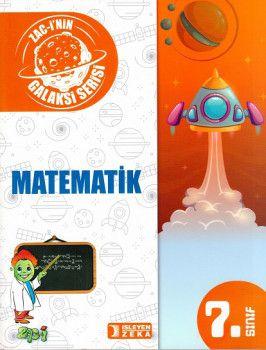 İşleyen Zeka Yayınları 7. Sınıf Galaksi Serisi Matematik