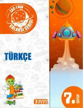 İşleyen Zeka Yayınları 7. Sınıf Galaksi Serisi Türkçe