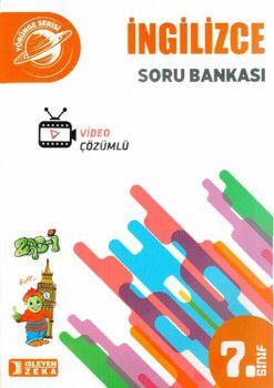 İşleyen Zeka Yayınları 7. Sınıf Yörünge Serisi İngilizce Soru Bankası