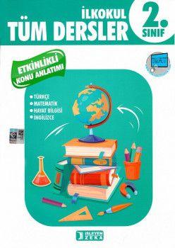İşleyen Zeka Yayınları 2. Sınıf Tüm Dersler Etkinlikli Konu Anlatımlı