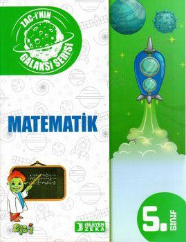 İşleyen Zeka Yayınları 5. Sınıf Galaksi Serisi Matematik