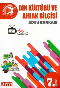 İşleyen Zeka Yayınları 7. Sınıf Yörünge Serisi Din Kültürü ve Ahlak Bilgisi Video Çözümlü Soru Bankası