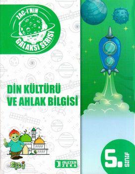 İşleyen Zeka Yayınları 5. Sınıf Galaksi Serisi Din Kültürü ve Ahlak Bilgisi