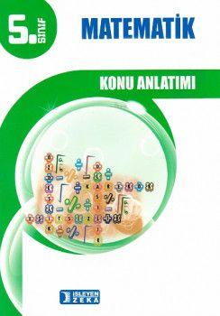 İşleyen Zeka Yayınları 5. Sınıf Matematik Konu Anlatımlı