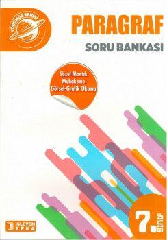 İşleyen Zeka Yayınları 7. Sınıf Paragraf Yörünge Serisi Soru Bankası