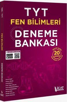 İcat Yayınları TYT Fen Bilimleri Deneme Bankası