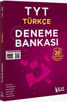İcat Yayınları TYT Türkçe Deneme Bankası