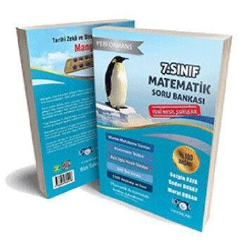 İdol Yayınları 7. Sınıf Matematik Soru Bankası