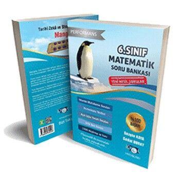 İdol Yayınları 6. Sınıf Matematik Soru Bankası