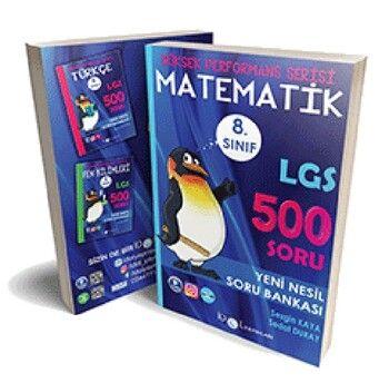 İdol Yayınları 8. Sınıf LGS Matematik 500 Soru Bankası