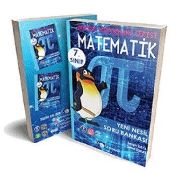 İdol Yayınları 7. Sınıf Matematik Yeni Nesil Soru Bankası