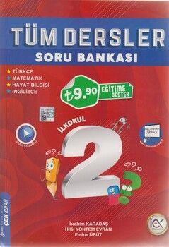 İlk Önce Yayıncılık 2. Sınıf Tüm Dersler Soru Bankası