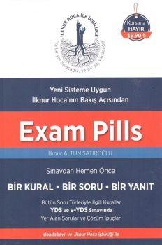 İlkur Altun Şatıroğlu YDS Exam Pills