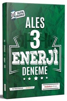 İndeks Kitap 2020 ALES Enerji 3 Deneme Çözümlü