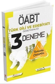 İndeks Kitap ÖABT Türk Dili ve Edebiyatı Öğretmenliği 3 Deneme
