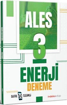İndeks Kitap2021 ALES Enerji Dijital Çözümlü3 Deneme