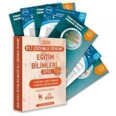İnformal KPSS Eğitim Bilimleri Çözümlü 8 li Paket Deneme