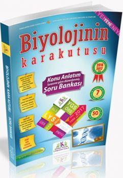 İnformal Yayınları LYS Biyolojinin Kara Kutusu Konu Anlamlı Soru Bankası