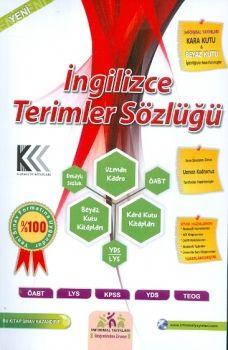 İnformal Yayınları İngilizce Terimler Sözlüğü