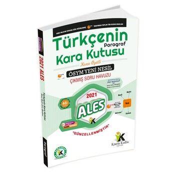 İnformal Yayınları ALES Türkçenin Kara Kutusu Paragraf Konu Özetli Soru Havuzu 2. Cilt