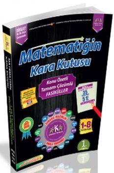 İnformal Yayınları 2017 KPSS Matematiğin Kara Kutusu Çözümlü Konu Özetli Fasikül Kitap 1.Cilt