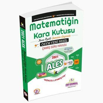İnformal Yayınları ALES Matematiğin Kara Kutusu Konu Özetli Soru Bankası 2. Cilt