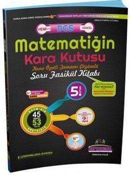 İnformal Yayınları 2019 DGS Matematiğin Kara Kutusu 5. Kitap