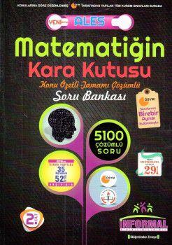 İnformal Yayınları ALES Matematiğin Kara Kutusu Konu Özetli Soru Bankası 1. Cilt