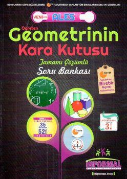 İnformal Yayınları ALES Öğreten Geometrinin Kara Kutusu Tamamı Çözümlü Soru Bankası