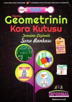 İnformal Yayınları DGS Öğreten Geometrinin Kara Kutusu Tamamı Çözümlü Soru Bankası