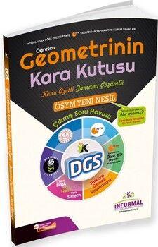 İnformal Yayınları DGS 2020 Geometrinin Kara Kutusu Tamamı Çözümlü Soru Bankası