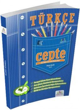 İnformal Yayınları KPSS Türkçe Cepte Konu Anlatımlı Cep Kitabı