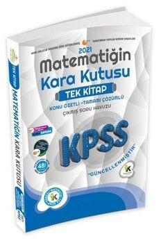 İnformal Yayınları 2021 KPSS Matematiğin Kara Kutusu Tek Kitap