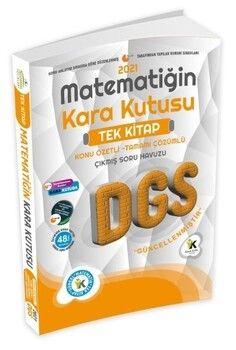 İnformal Yayınları 2021 DGS Matematiğin Kara Kutusu Tek Kitap