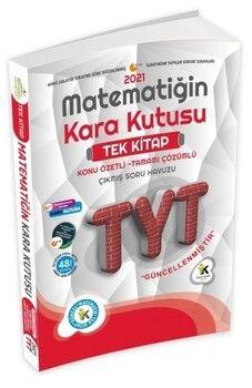 İnformal Yayınları 2021 TYT Matematiğin Kara Kutusu Tek Kitap