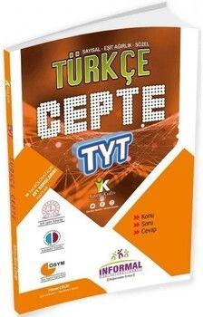 İnformal Yayınları TYT Türkçe Cepte