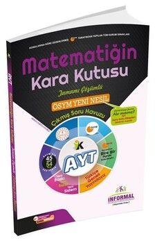 İnformal Yayınları AYT Matematiğin Kara Kutusu Çıkmış Sorular Soru Bankası Çözümlü