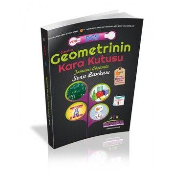 İnformal Yayınları 2022 DGS Geometrinin Kara Kutusu Tamamı Çözümlü Soru Bankası
