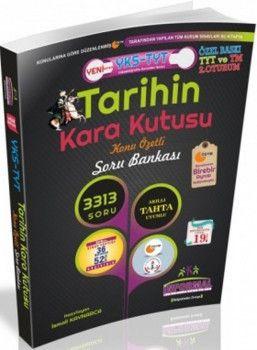 İnformal Yayınları TYT Tarihin Kara Kutusu Konu Özetli Soru Bankası