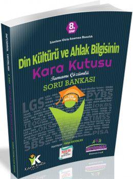 İnformal Yayınları 8.Sınıf Din Kültürü ve Ahlak Bilgisinin Kara Kutusu Çözümlü Soru Bankası