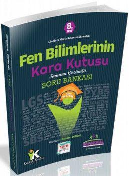İnformal Yayınları 8. Sınıf Fen Bilimlerinin Kara Kutusu Tamamı Çözümlü Soru Bankası