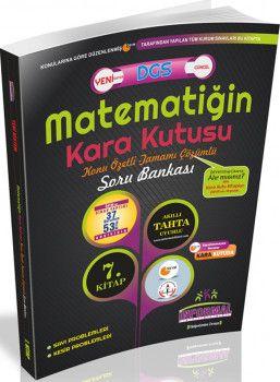 İnformal Yayınları DGS Matematiğin Kara Kutusu Konu Özetli Tamamı Çözümlü Soru Bankası 7. Kitap