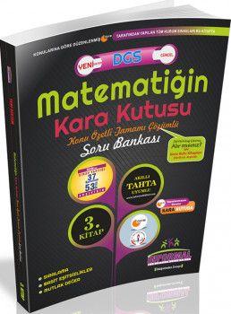 İnformal Yayınları DGS Matematiğin Kara Kutusu Konu Özetli Tamamı Çözümlü Soru Bankası 3. Kitap