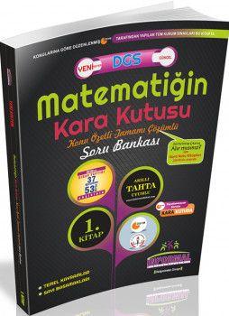 İnformal Yayınları DGS Matematiğin Kara Kutusu Konu Özetli Tamamı Çözümlü Soru Bankası 1. Kitap