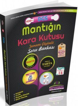 İnformal Yayınları DGS Mantığın Kara Kutusu Tamamı Çözümlü Soru Bankası