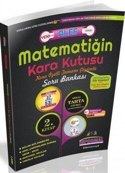 İnformal Yayınları ALES Matematiğin Kara Kutusu Konu Özetli Tamamı Çözümlü Soru Bankası 2. Kitap