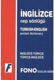 İngilizce Cep Sözlüğü İngilizce Türkçe Türkçe İngilizce