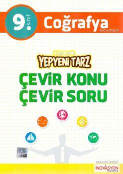 İnovasyon Yayıncılık 9. Sınıf Coğrafya Çevir Konu Çevir Soru