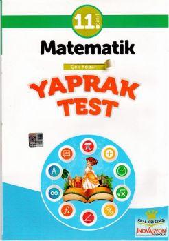 İnovasyon Yayıncılık 11. Sınıf Matematik Çek Kopar Yaprak test